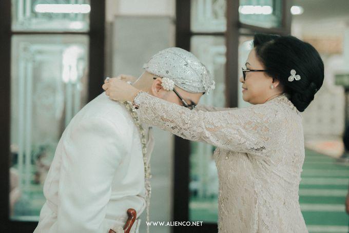 Traditional Wedding Kania & Radit by alienco photography - 004