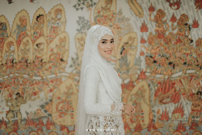 The Wedding of Putri & Lanang by alienco photography - 014