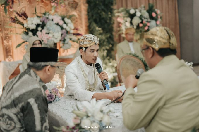 The Wedding of Putri & Lanang by alienco photography - 017