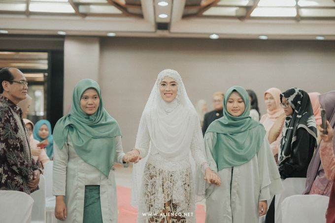 The Wedding of Putri & Lanang by alienco photography - 018