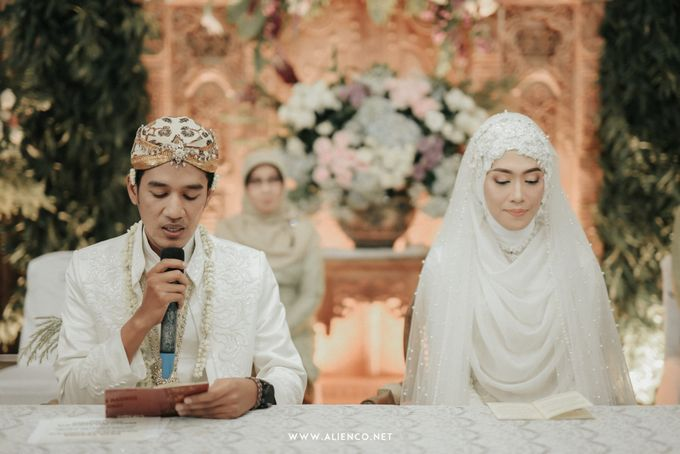 The Wedding of Putri & Lanang by alienco photography - 019