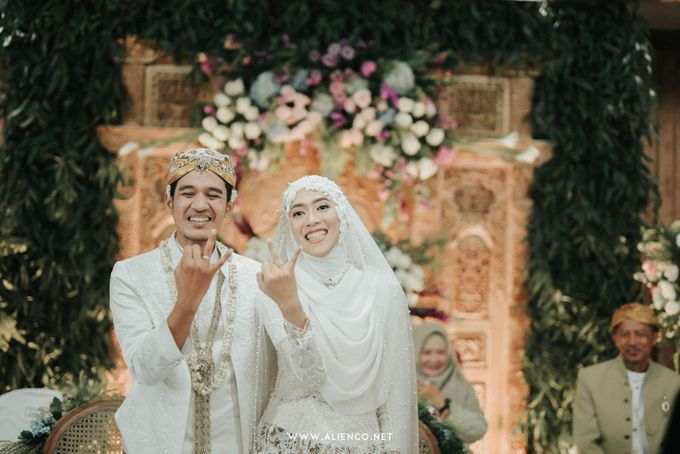 The Wedding of Putri & Lanang by alienco photography - 022