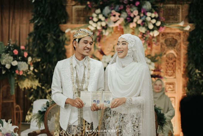 The Wedding of Putri & Lanang by alienco photography - 023