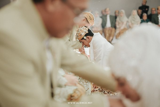 The Wedding of Putri & Lanang by alienco photography - 026