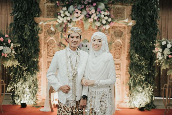 The Wedding of Putri & Lanang by alienco photography - 027