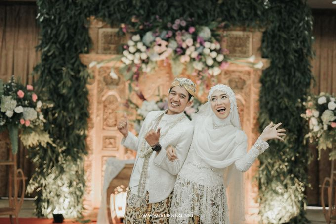 The Wedding of Putri & Lanang by alienco photography - 028
