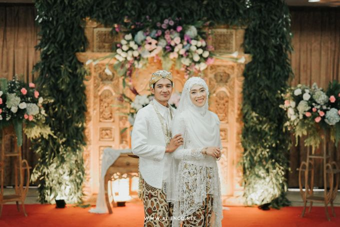 The Wedding of Putri & Lanang by alienco photography - 029