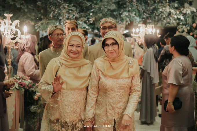 The Wedding of Putri & Lanang by alienco photography - 032