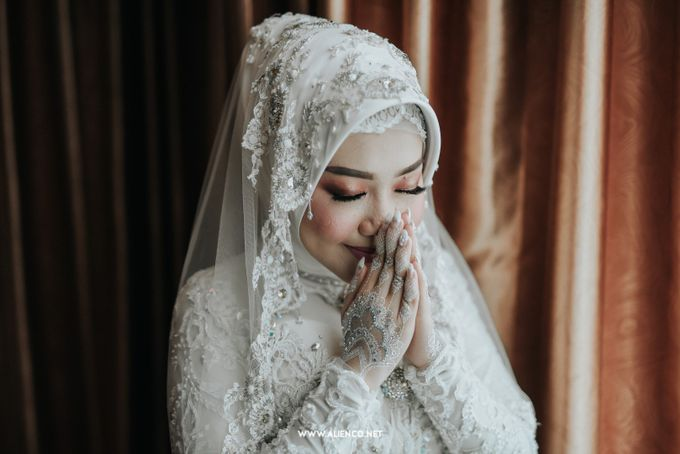 The Wedding Of Shella & Lutfi by alienco photography - 041