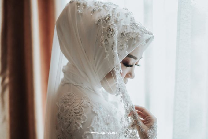 The Wedding Of Shella & Lutfi by alienco photography - 043