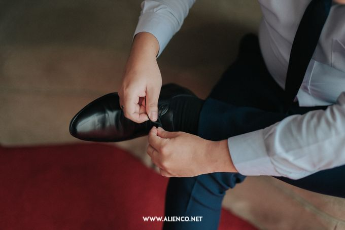 The Wedding of Richard & Valerie by alienco photography - 023