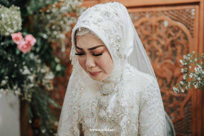 The Wedding Of Shella & Lutfi by alienco photography - 044
