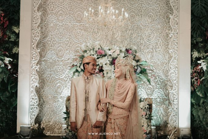 The Wedding of Putri & Lanang by alienco photography - 035