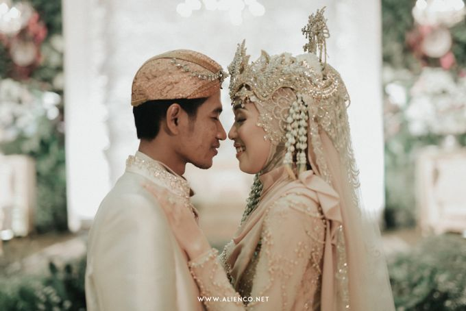 The Wedding of Putri & Lanang by alienco photography - 036