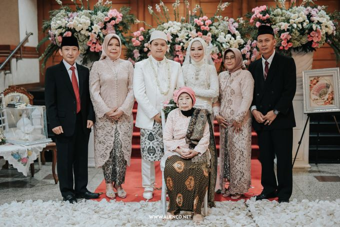 The Wedding Of Shella & Lutfi by alienco photography - 047