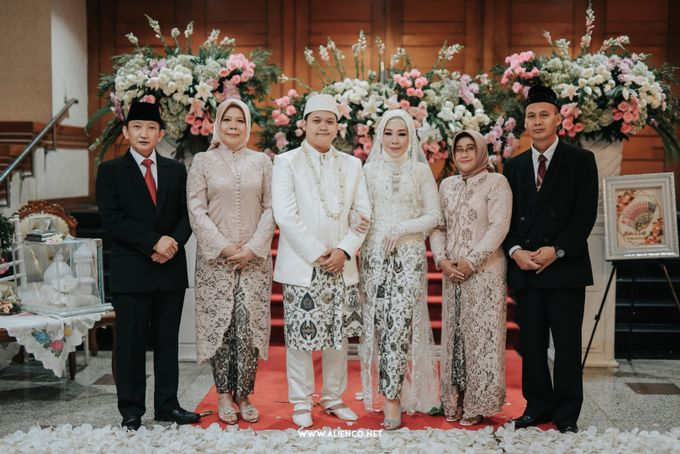 The Wedding Of Shella & Lutfi by alienco photography - 048
