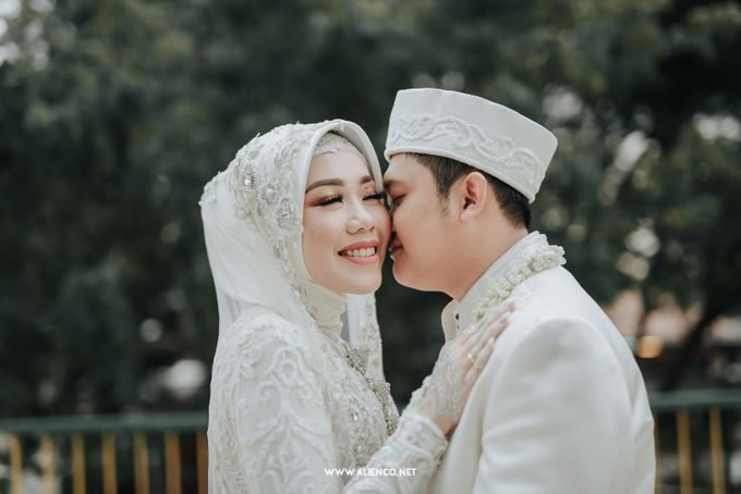 The Wedding Of Shella & Lutfi by alienco photography - 050