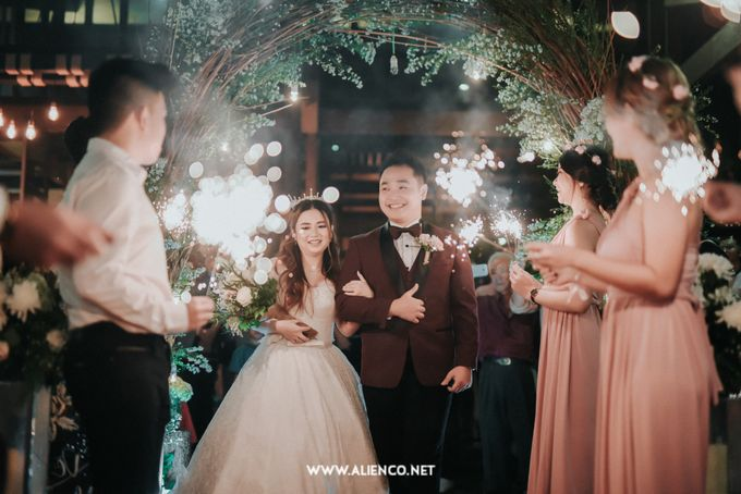 The Wedding of Richard & Valerie by alienco photography - 028