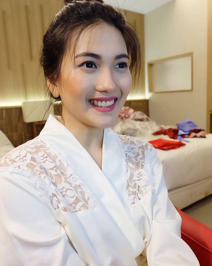 Makeup For Pajamas Photoshoot by Jessie Tan | Bridestory.com