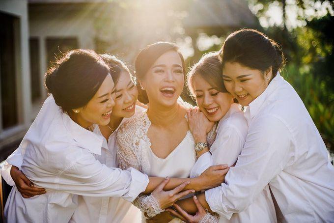 THE WEDDING OF ANDRES & REGINA - Morning Bridal Beauty Shoots by Meliana Make Up Artist - 012