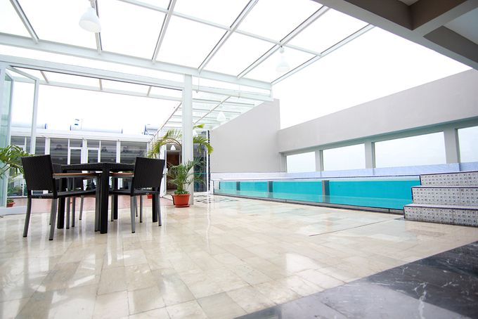 Ballroom and Rooftop by Grand Tebu Hotel - 005