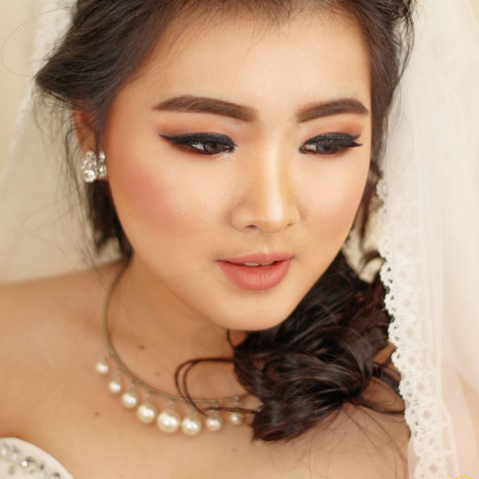 My Bridal Makeup by Archa makeup artist - 003