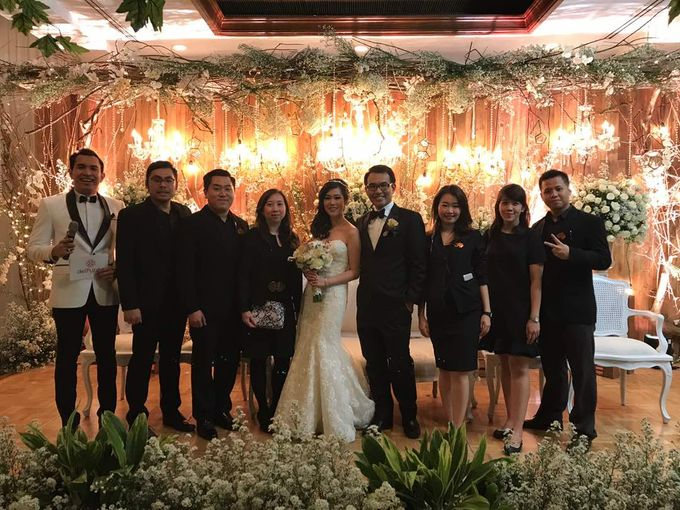 Wedding Of Ivan & Yessica by de_Puzzle Event Management - 006