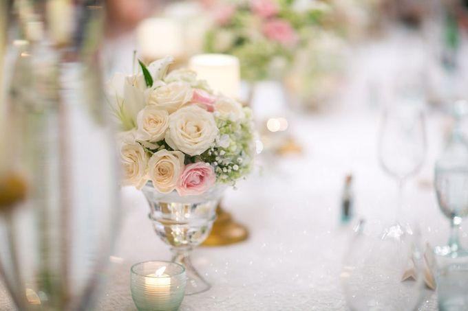 Romantic Dinner by d'Oasis Florist & Decoration - 015