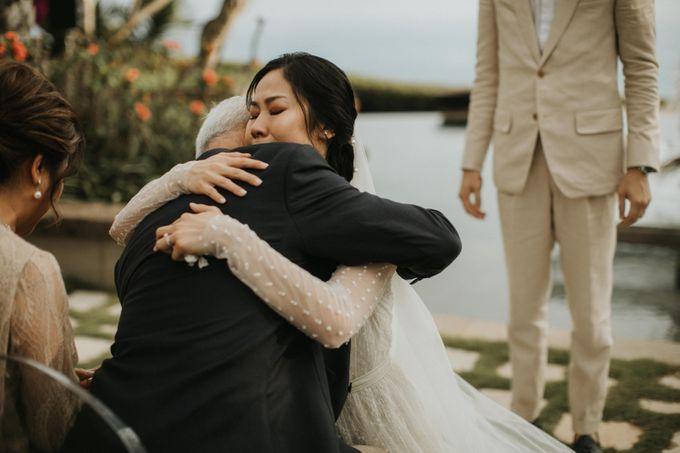 Chris & Calista Real Wedding at The Stone House by Tirtha by Tirtha Bali - 026