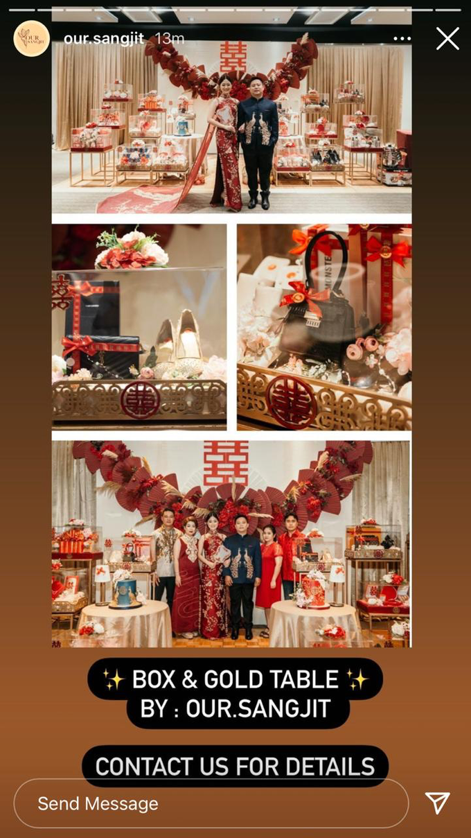 The Engagement of Vincent & Imelda by Our Sangjit - 001
