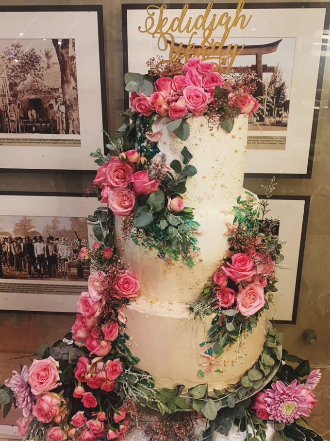 Jedidiah & Wendy Wedding by Oursbake - 001