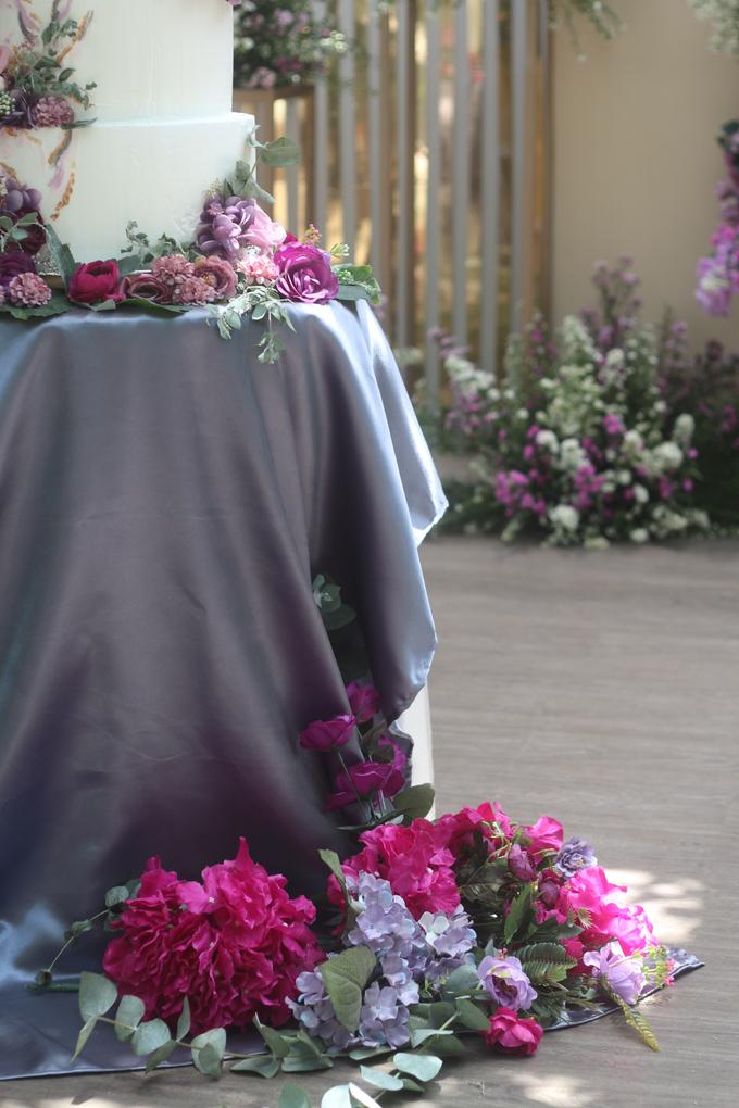 Christian & Valencia Wedding by Oursbake - 003