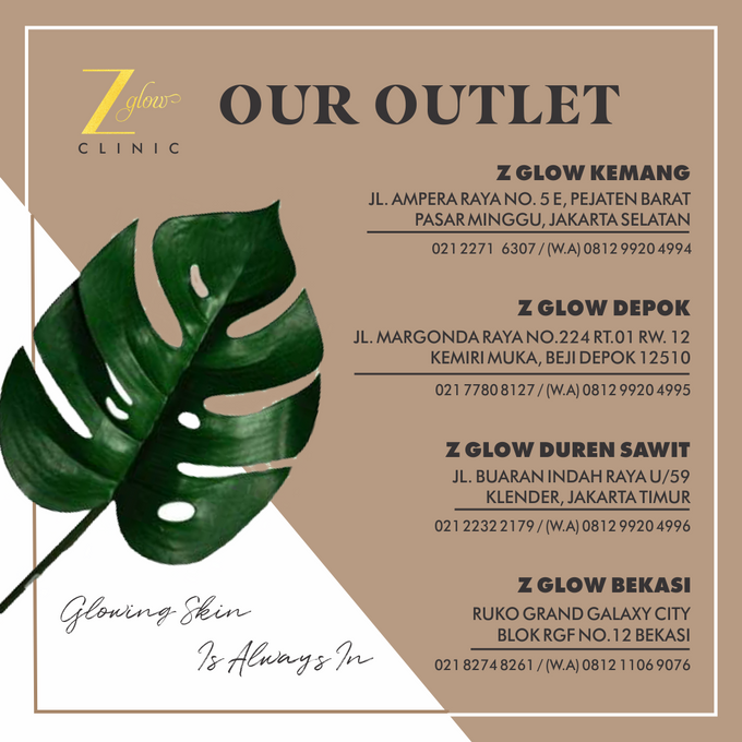 OUR OUTLET by Z Glow Clinic - 001