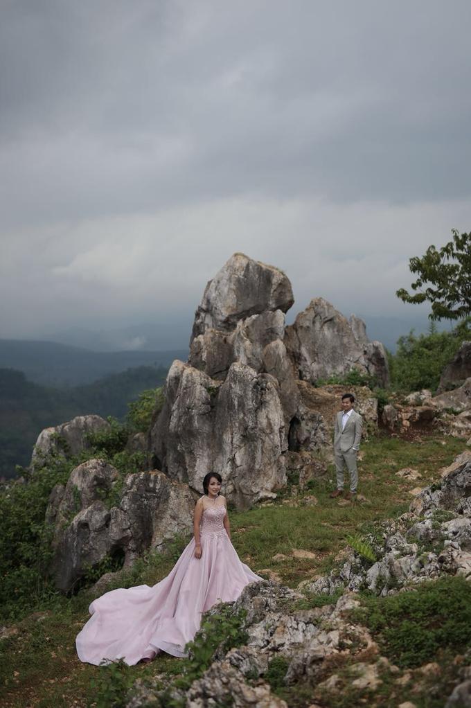 Prewedding Dress by Outress - 008