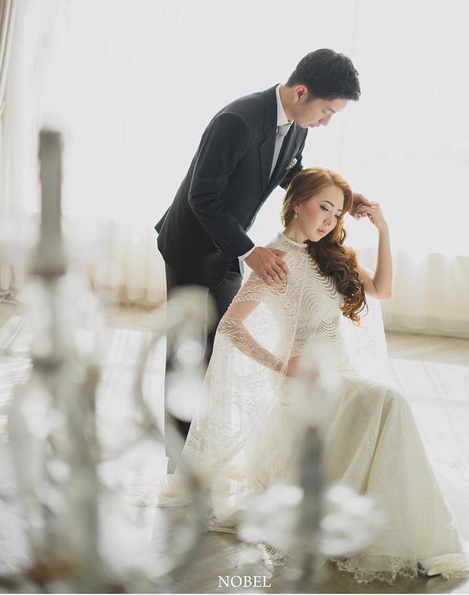 Prewedding Dress by Outress - 011