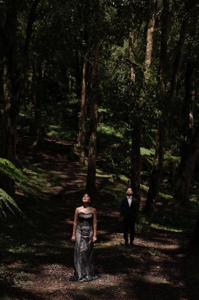 Prewedding Dress by Outress - 009
