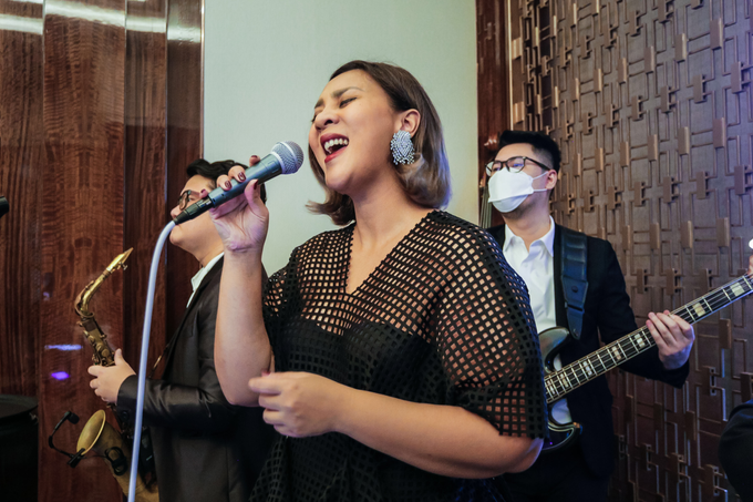 Intimate Luncheon Wedding Celebration -Raffles JKT by Raffles Jakarta - 002