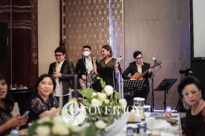 Intimate Luncheon Wedding Celebration -Raffles JKT by Raffles Jakarta - 003