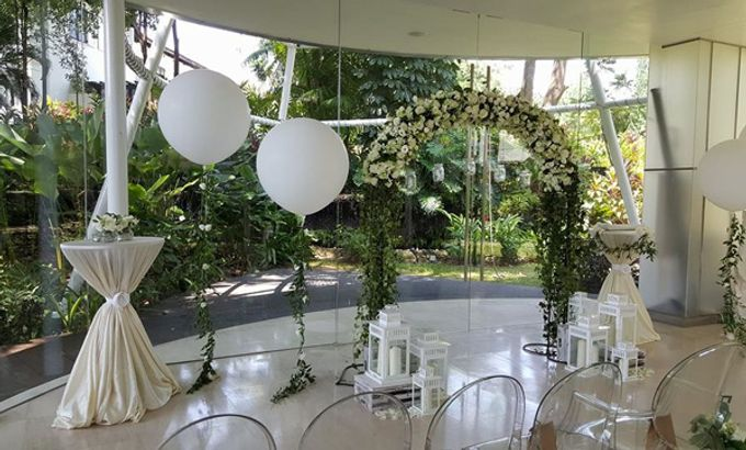 Wedding at Amara Glass Pavilion by The Olive 3 (S) Pte Ltd - 003