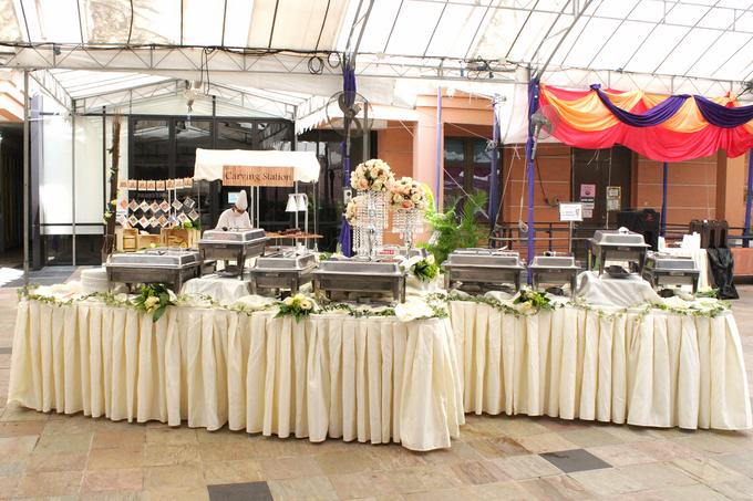 Paya Lebar Church Wedding by Manna Pot Catering - 013