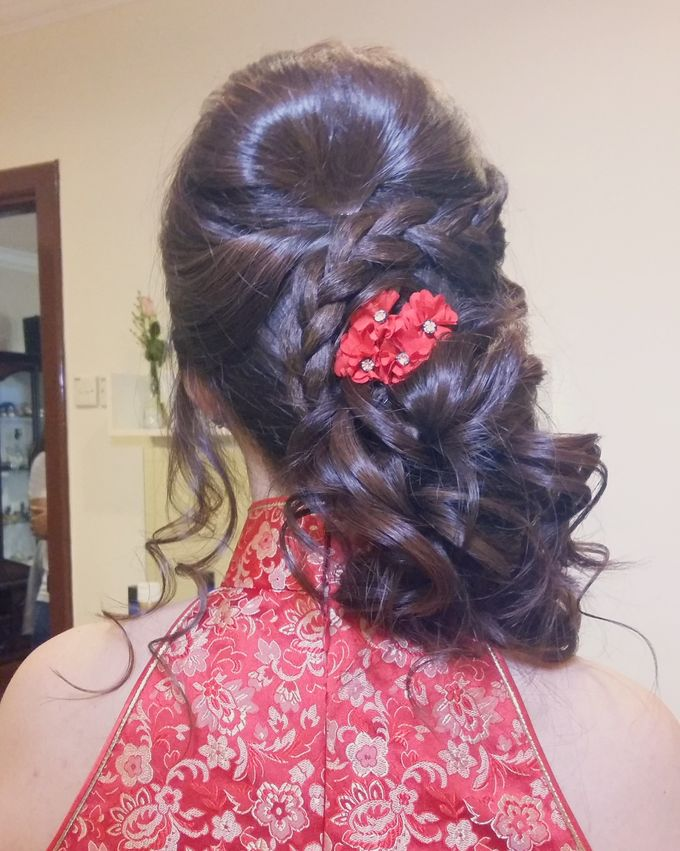 Bridal Makeup & Hair by My Cherry Style - 004