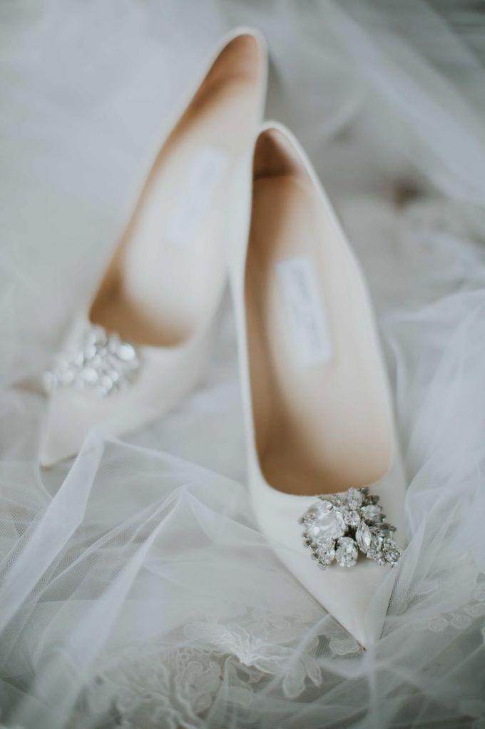 Ryan & Gressa Wedding by DESPRO Organizer - 002