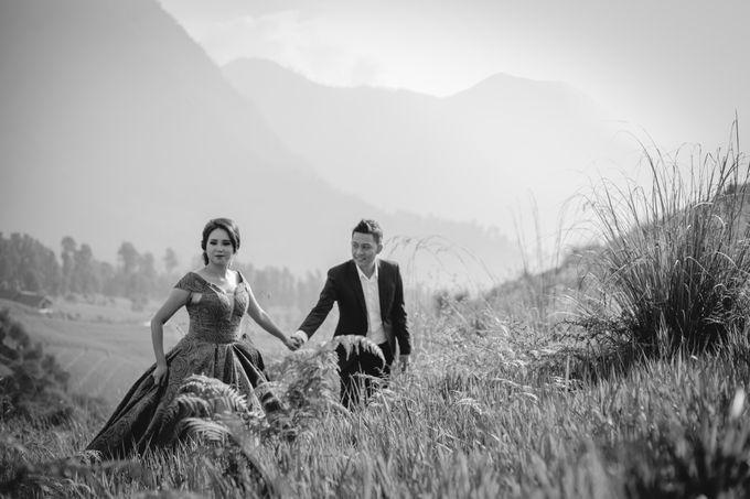 Oen Michael & Agnes Prewedding by van photoworks - 006