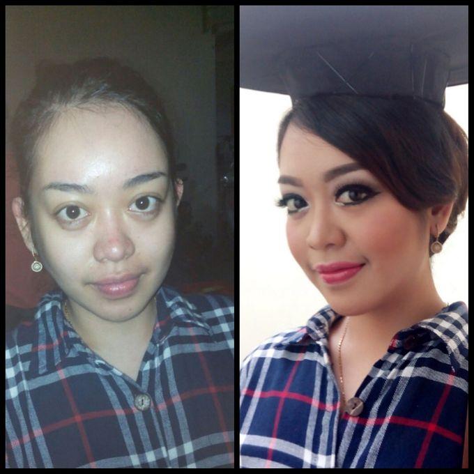 Make Up For Graduation by Maurine Stephanie MUA - 017