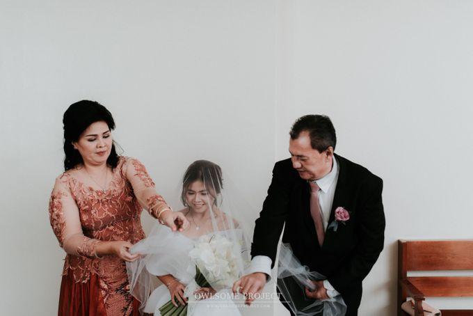 Adrian & Irene The Wedding by InterContinental Bandung Dago Pakar - 012