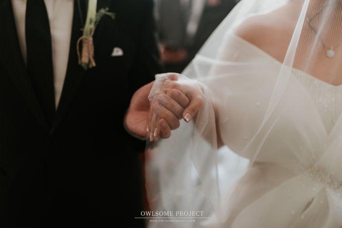 Adrian & Irene The Wedding by InterContinental Bandung Dago Pakar - 013