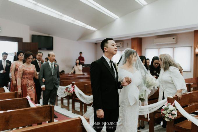 Adrian & Irene The Wedding by InterContinental Bandung Dago Pakar - 014