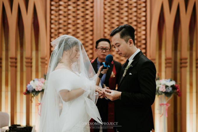 Adrian & Irene The Wedding by InterContinental Bandung Dago Pakar - 015