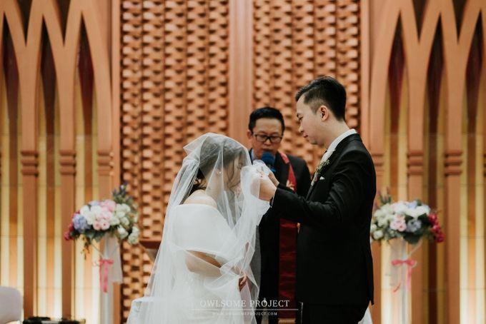 Adrian & Irene The Wedding by InterContinental Bandung Dago Pakar - 017