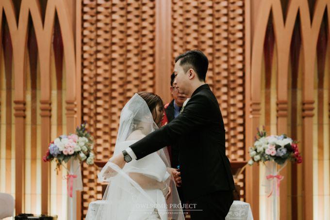 Adrian & Irene The Wedding by InterContinental Bandung Dago Pakar - 018
